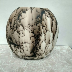 Small Horse hair Pillow Vase