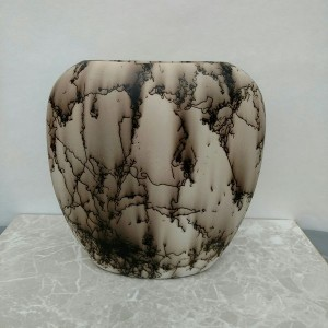 Medium Horse Hair Pillow Vase