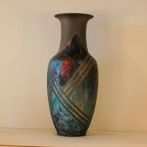Tall Ming Vase