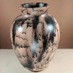 Small Classic Horse Hair Vase